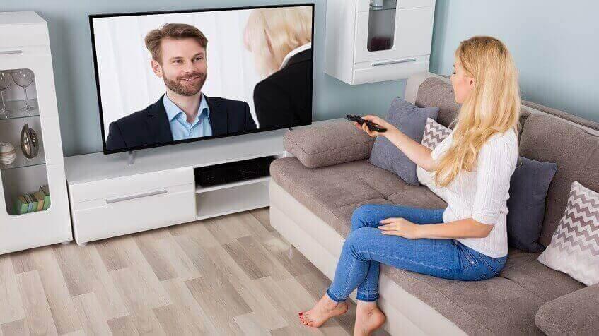 Women Watching Charter Spectrum TV