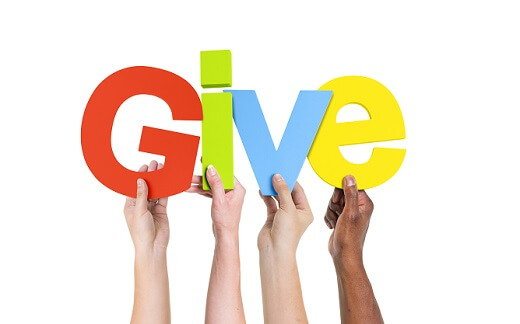 Give Love on this 'Giving Tuesday'