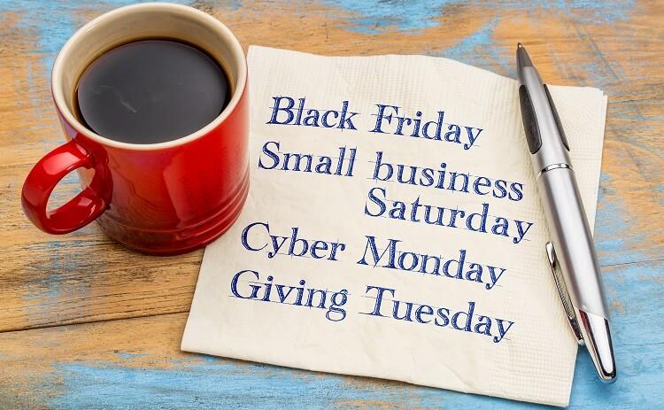 Giving Tuesday November 28