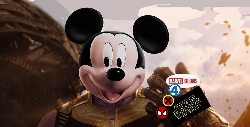 Disney Movie Crossovers