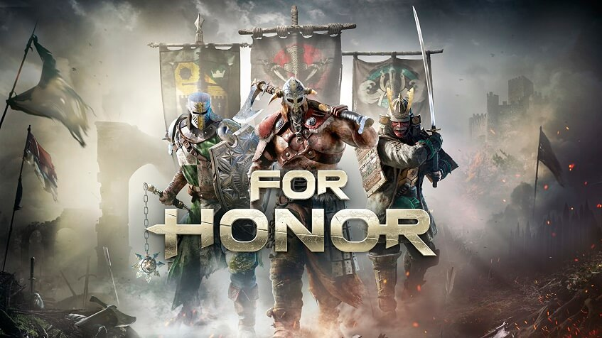 Xbox One Video Games - For Honor Knight Warriors