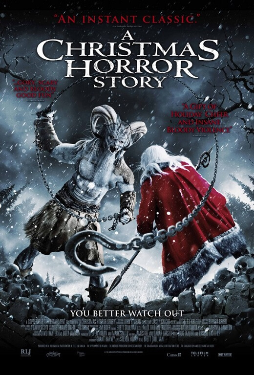 Best Holiday Movies - A Christmas Horror Story