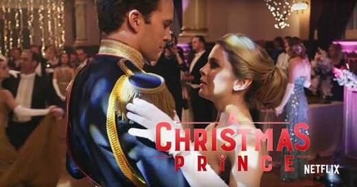 A Christmas Prince - Netflix Movie