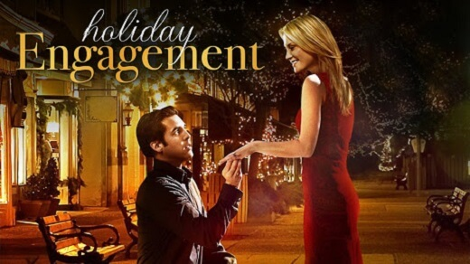 A Holiday Engagement Movie