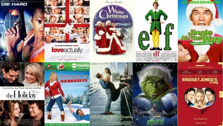 Christmas Holidays - Movies to Watch