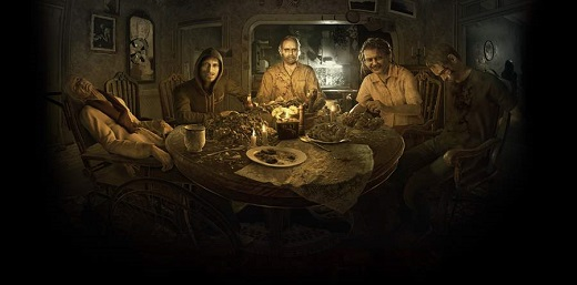 Resident Evil 7 - Bakers family