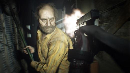 Resident Evil 7 - Relentless Environment