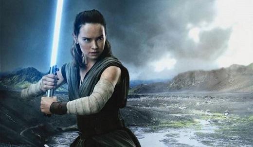 Star Wars - Rey Daisy Ridley