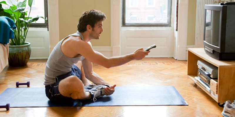 Exercise With Spectrum TV Packages