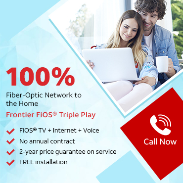 100% Fiber-Optic Network
