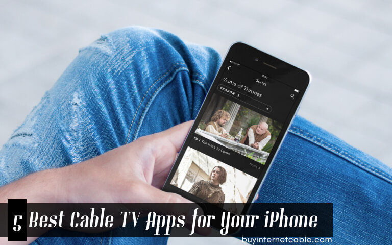 Best Cable TV Apps for iPhone