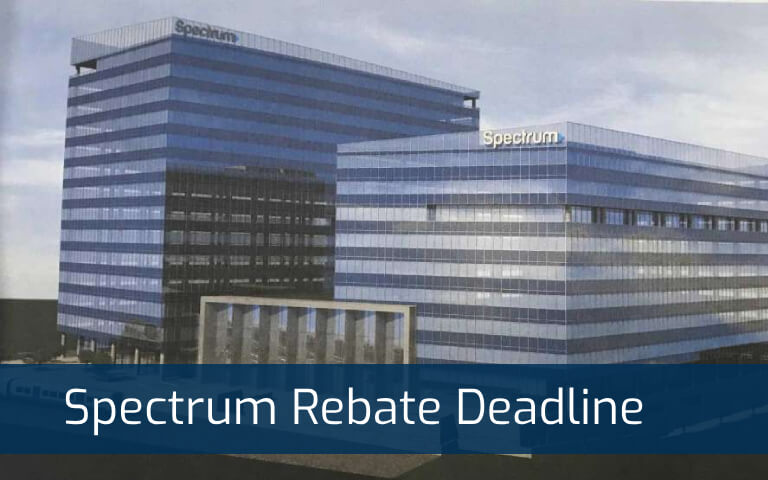 Spectrum Rebate Deadline