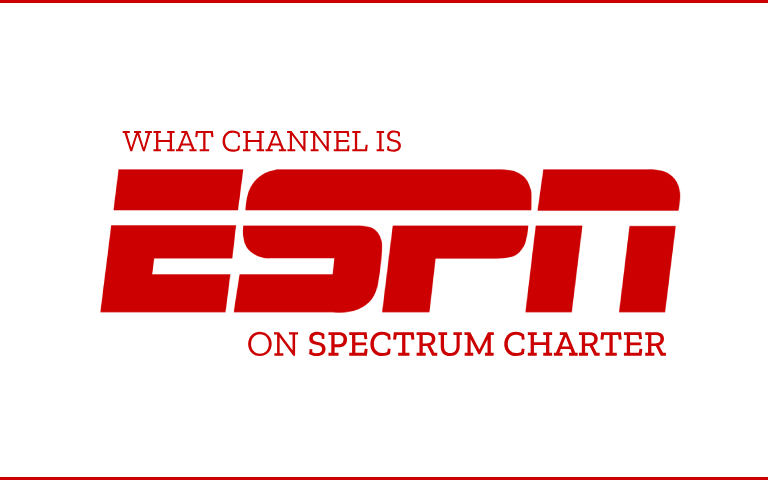 What Channel is ESPN On Charter Spectrum