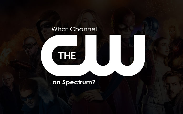 what channel is cw on spectrum time warner cable