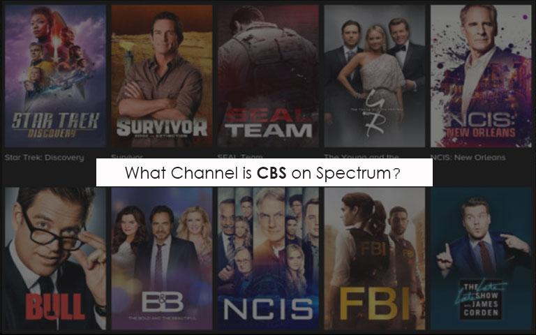 CBS on spectrum