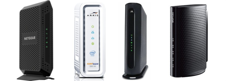 spectrum approved modem and routers