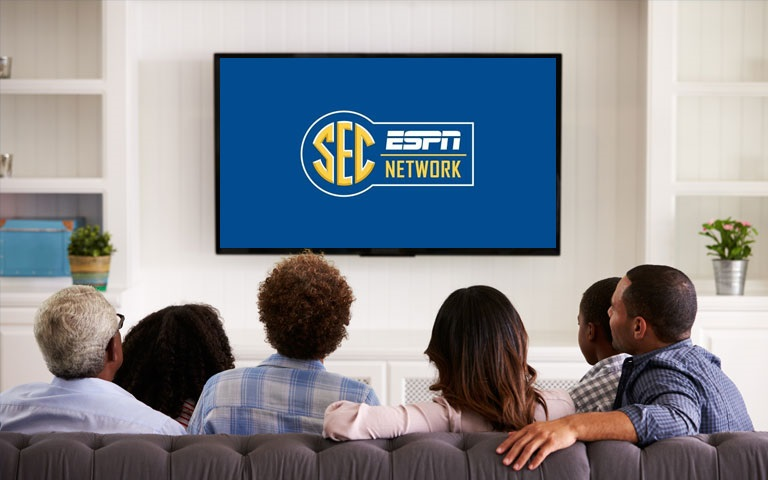 SEC Network on Charter Spectrum