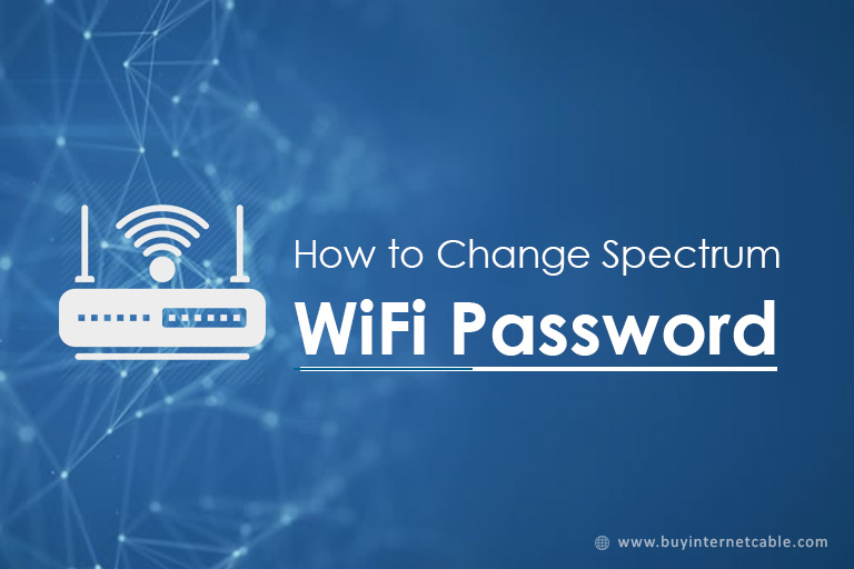 spectrum wifi password