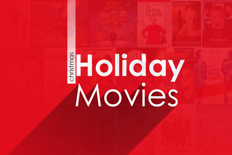 Christmas holiday movies list