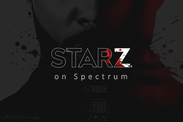 starz on spectrum