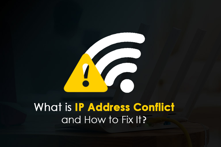ip address conflict solution