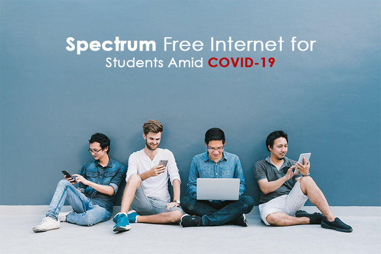 Spectrum free internet for student