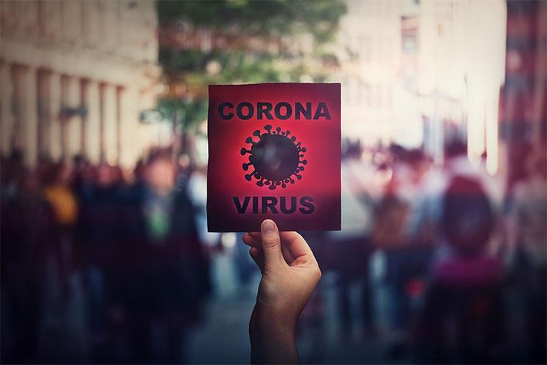 Coronavirus and social life