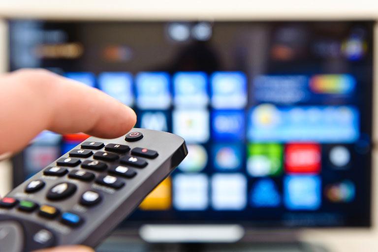 RCA remote control