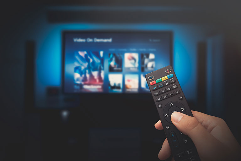 cable tv vs streaming services