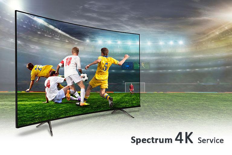 Spectrum 4k service