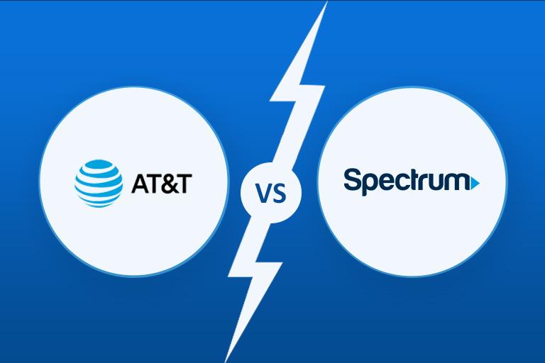 Spectrum Vs AT&T