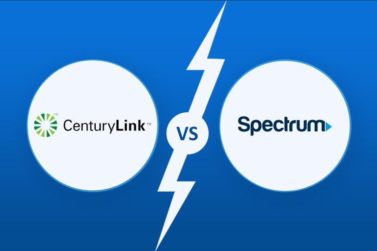 Spectrum vs CenturyLink