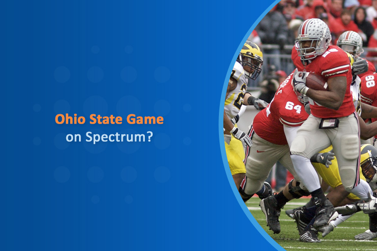 Ohio State Game on Spectrum