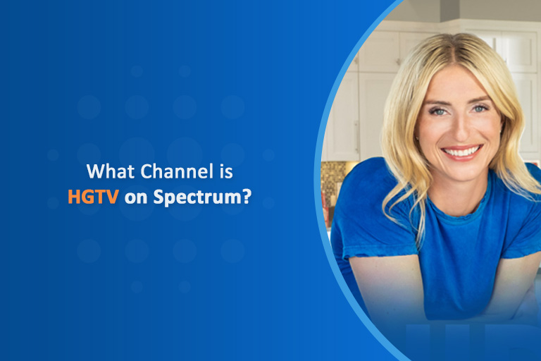 What Channel is HGTV on Spectrum?