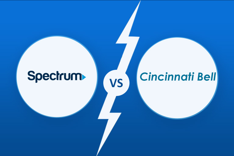 Cincinnati Bell Vs Spectrum