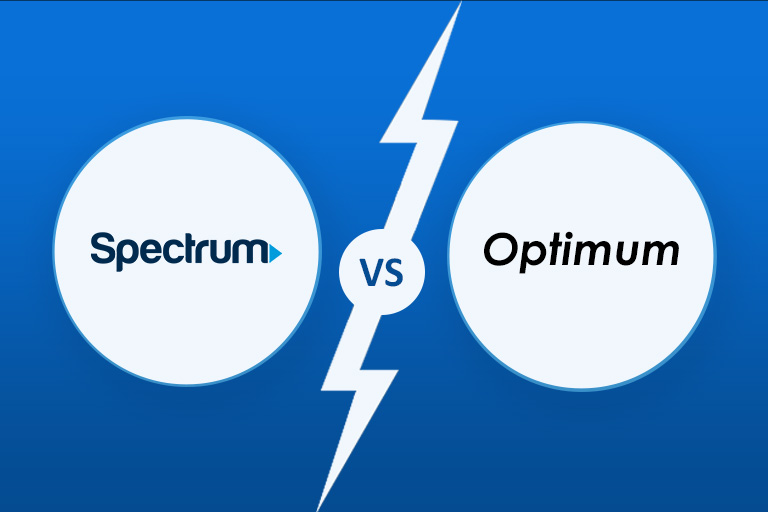 Optimum vs. Spectrum