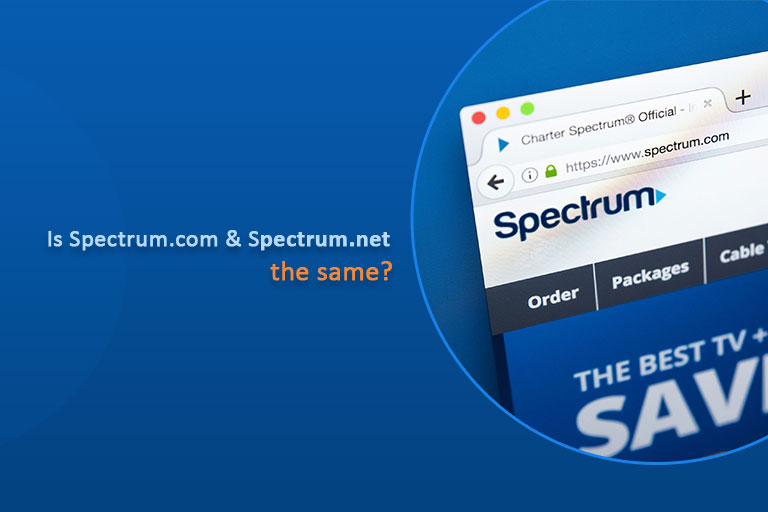 Spectrum.com and Spectrum.net
