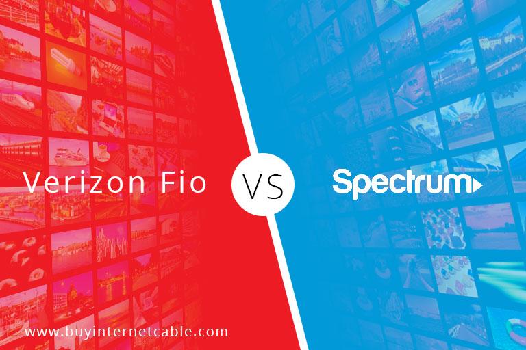Verizon Fios vs Spectrum