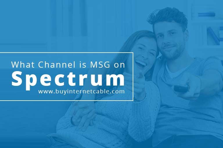 MSG on Spectrum