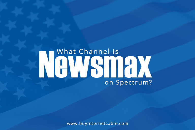 Newsmax on Spectrum