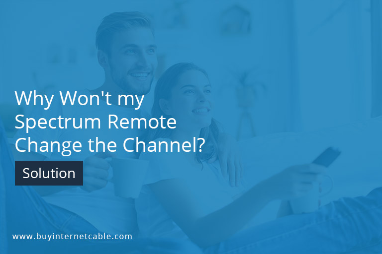 Spectrum Remote Change the Channel