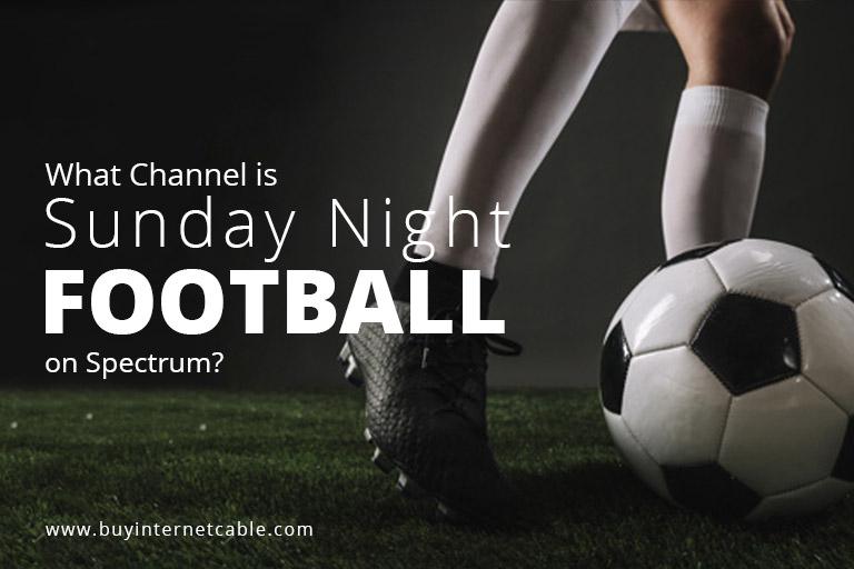 Sunday Night Football on Spectrum