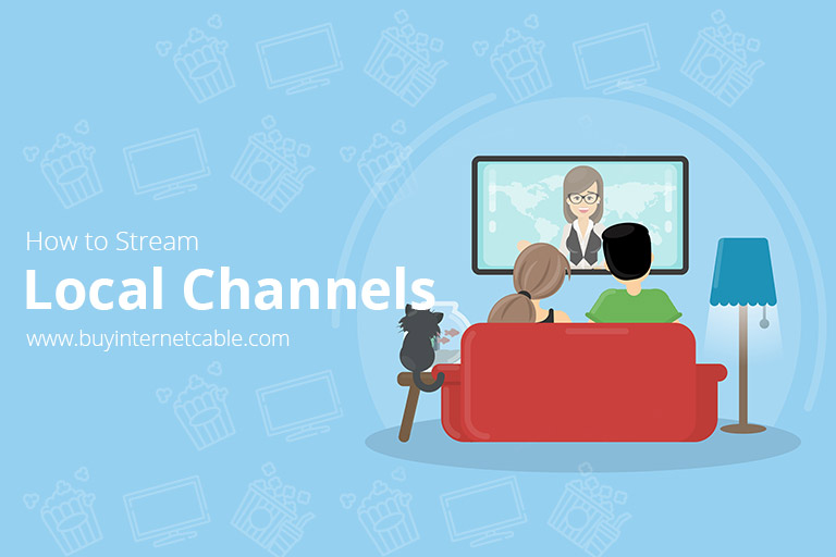 Stream Local Channels
