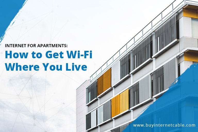 Internet for Apartments