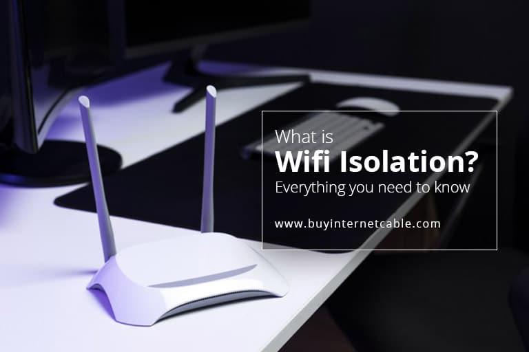 WiFi Isolation